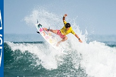 Болеем за наших на VISSLA ISA World Junior Surfing Championship!